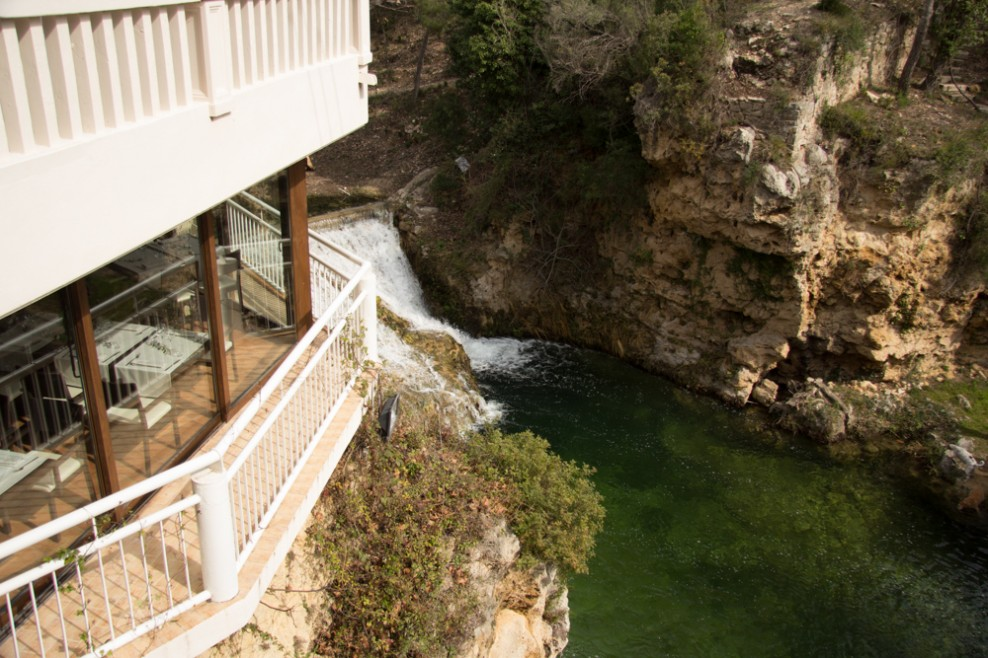restaurant font de sant pere rio sénia