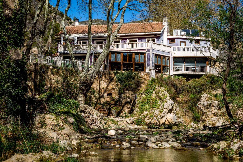 Restaurant Font De Sant Pere Restaurante Con Encanto En La Orilla Del Rio Sénia Y Dentro De Un Antiguo Molino Harinero